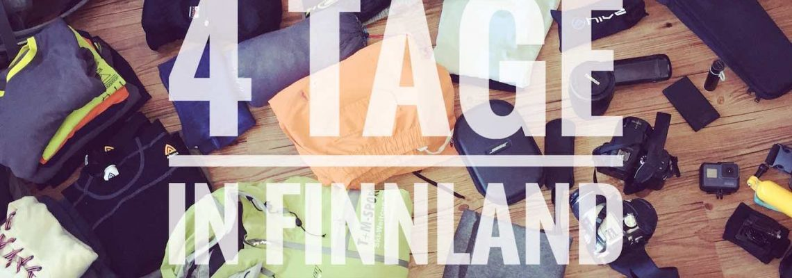 4 Tage in Finnland