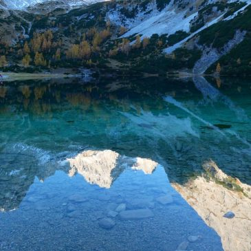 Seebensee in 3D