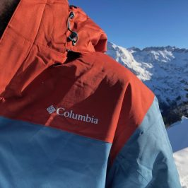 Produkttest COLUMBIA - Everett Mountain Jacket