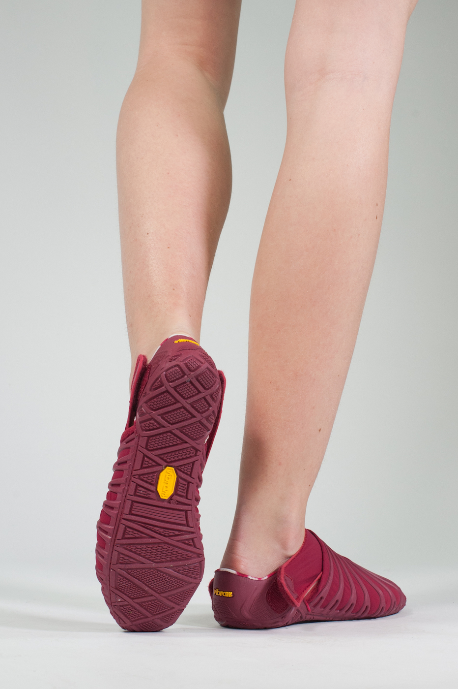 FUROSHIKI - The wrapping sole  - Beet Red