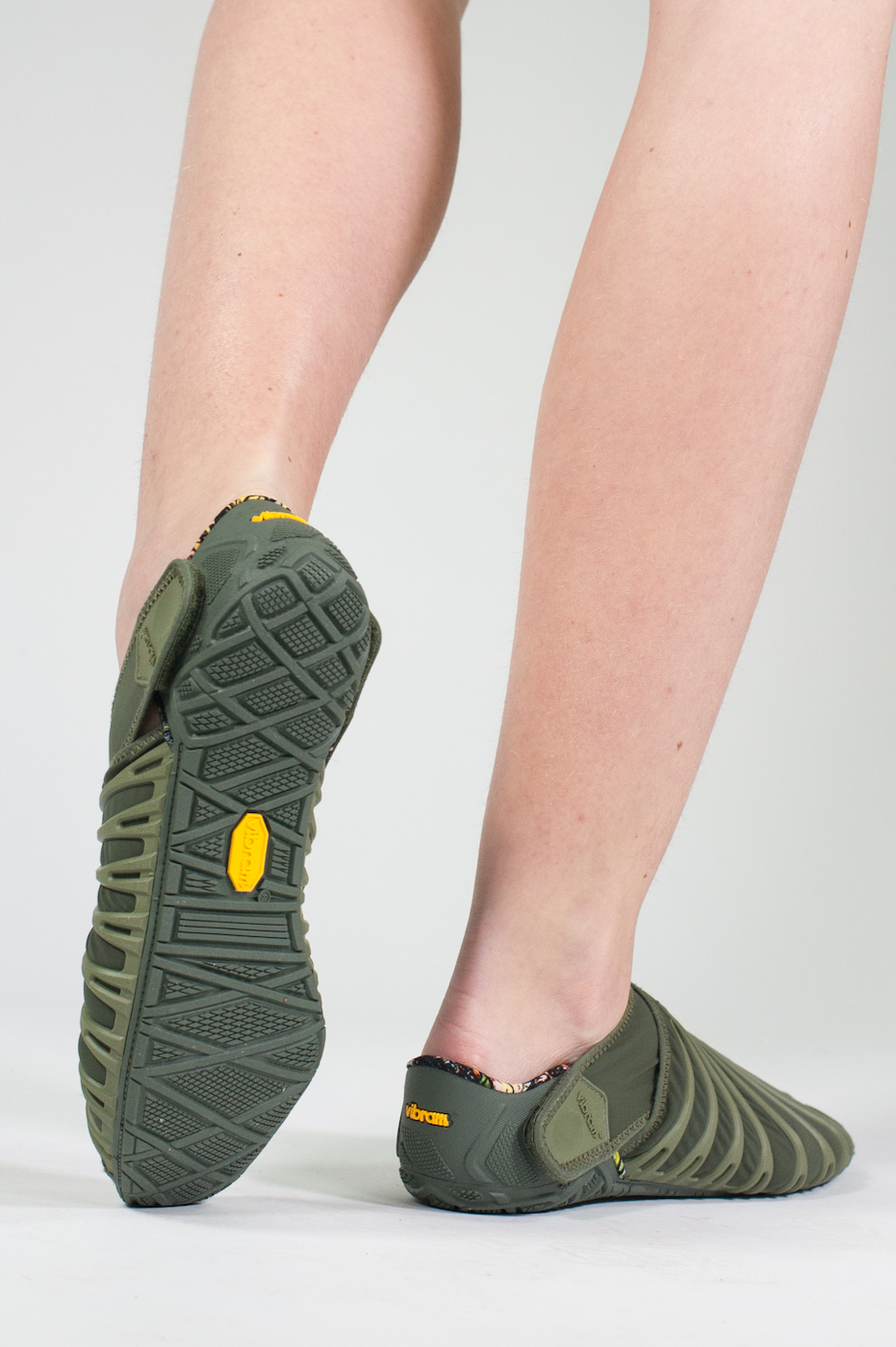 FUROSHIKI - The wrapping sole  - Olive