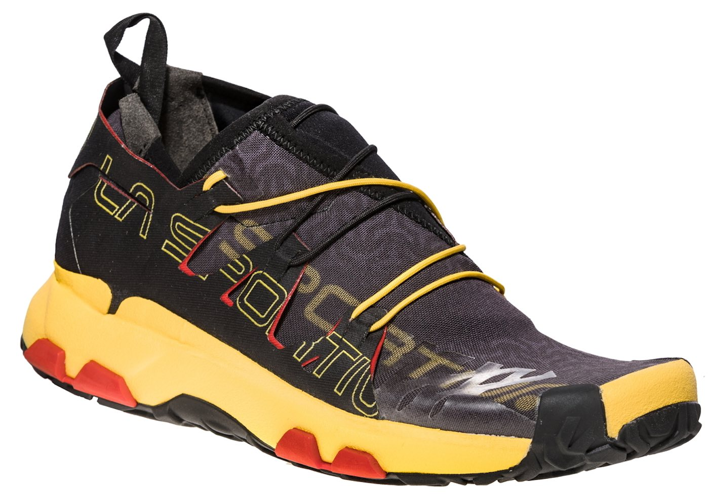 La Sportiva Unika : Black-Yellow