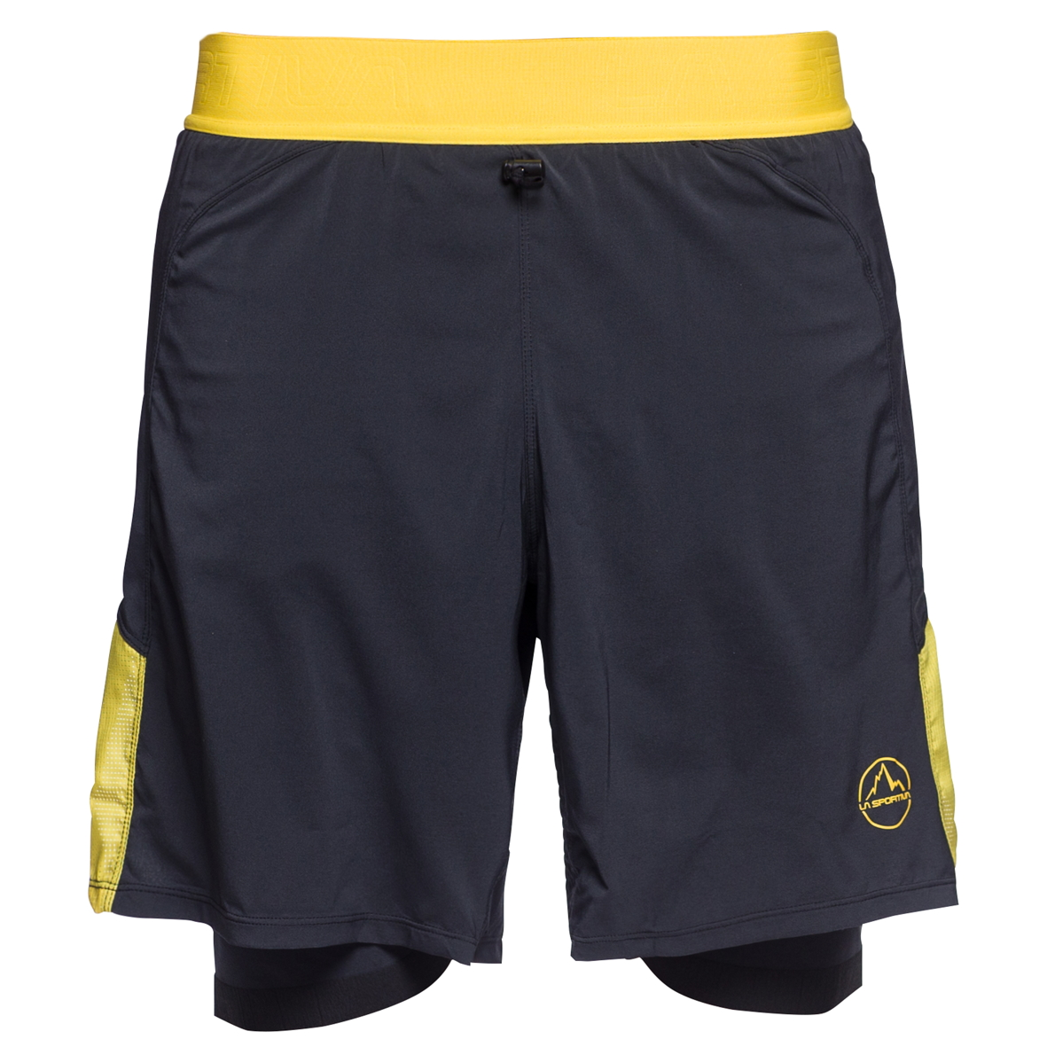 La Sportiva Velox Short / Black-Yellow