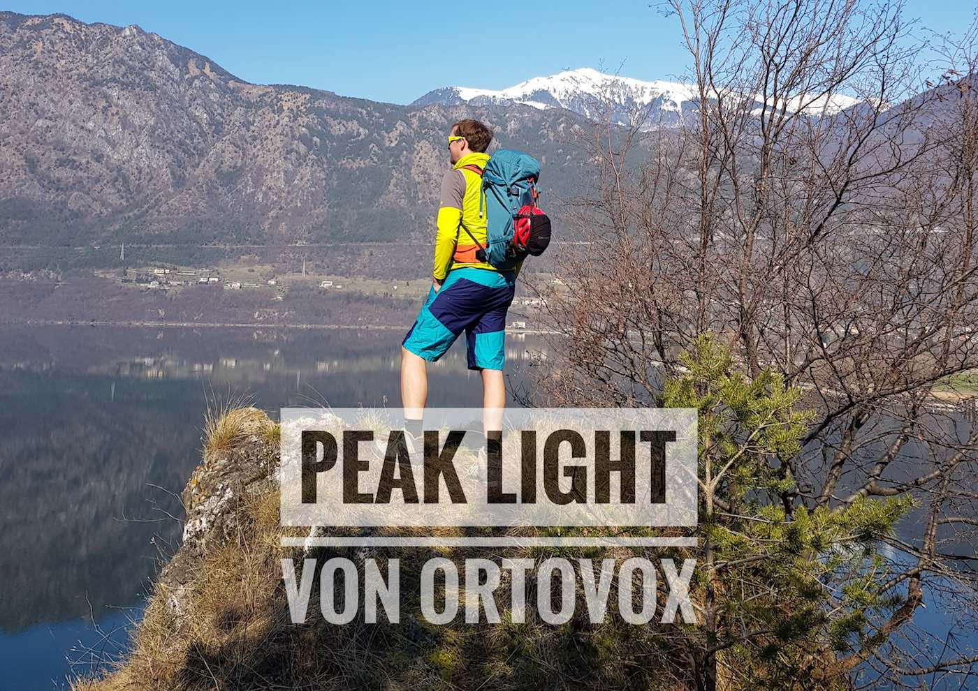 Ortovox Peak Light