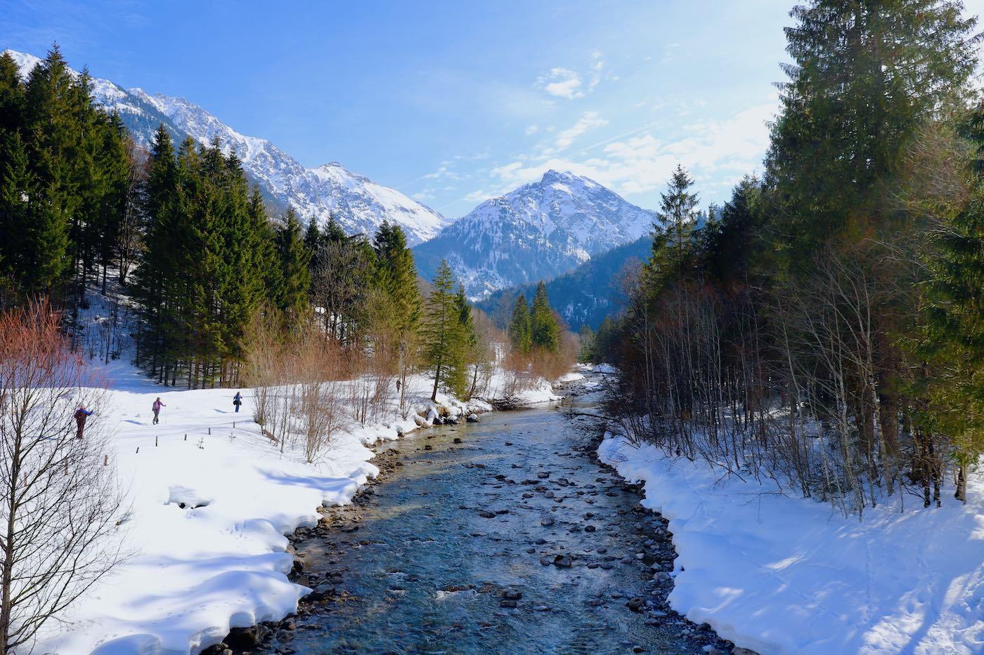 Winter im Hintersteiner Tal