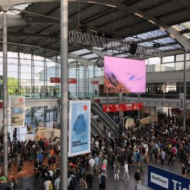 Messerundgang auf der OutDoor by ISPO 2019