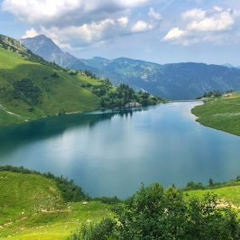 Traualpsee mit Traualpe